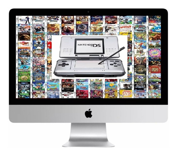 Paquete De 200 Juegos De Nintendo Ds Para Tu Mac