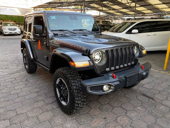 Jeep Wrangler 3.6 Rubicon 4x4 Mt 2019