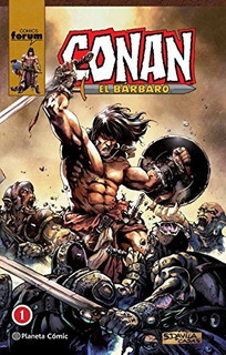 Conan El Bã¡rbaro 1 : Roy . . . [et Al. Thomas
