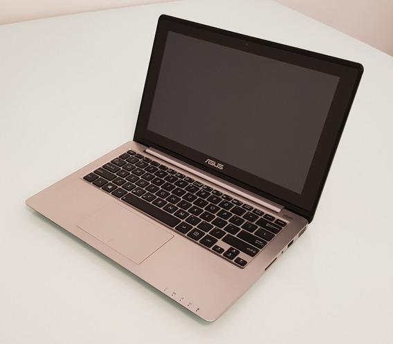 Notebook Ultrabook Asus X202e I3 4gb 500gb Touchscreen 11,6