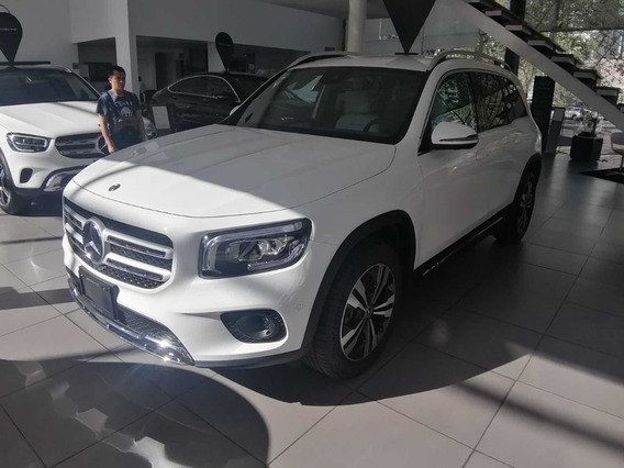 Mercedes-benz Glb 250 4matic Progresive 2020 Blanco