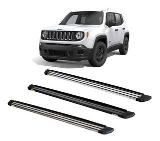 Estribo Plataforma Original Aluminio Onix Jeep Renegade