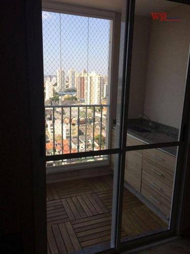 Imagem 1 de 20 de Apartamento À Venda, 73 M² Por R$ 467.000,00 - Vila Alzira - Santo André/sp - Ap3505