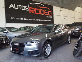 Audi A4 Select 4 Pts 2.0t Ta Piel F-led Ra-17 2017