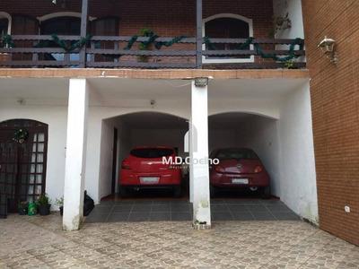 Sobrado Com 4 Dormitórios À Venda, 250 M² Por R$ 600.000 - Parque Piratininga - Itaquaquecetuba/sp - So0247