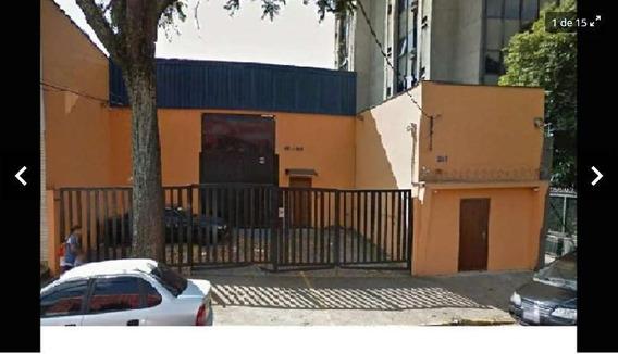 Galpão Em Ipiranga, São Paulo/sp De 500m² Para Locação R$ 9.000,00/mes - Ga483843
