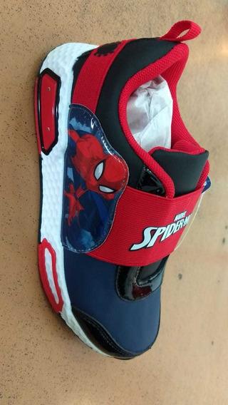 Spiderman Luces Atomik Marvel Originales