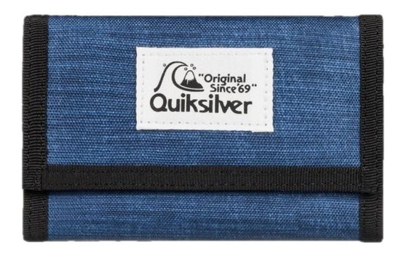 Billetera Quiksilver The Everydaily 2202128020 Caz