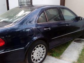 Blindado 2003 Mercedes Benz E500 Nivel 3 Blindada