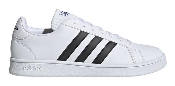Tenis adidas Grand Court Base Blanco