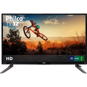 Tv 32 Led Philco Ph32c10dg Hd Com Conversor Digital 3 Hdmi