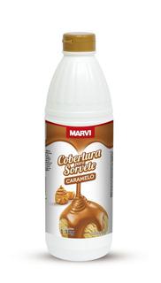 Cobertura Sorvetes Caramelo 1,3 Kg Marvi
