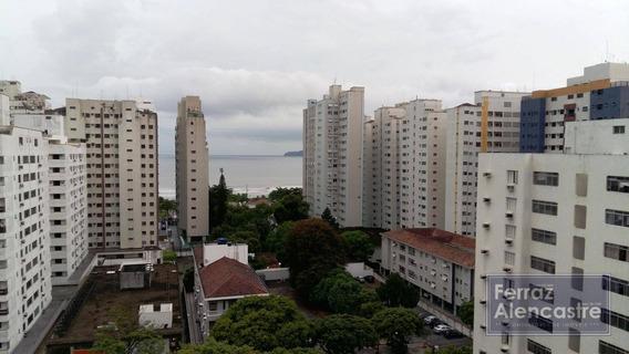 Apartamento Com 2 Dormitórios Para Alugar, 101 M² Por R$ 3.900,00/mês - Boqueirão - Santos/sp - Ap0004