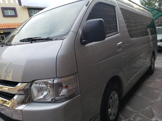 Toyota Hiace 2.7 Bus 15 Pas Mt 2018