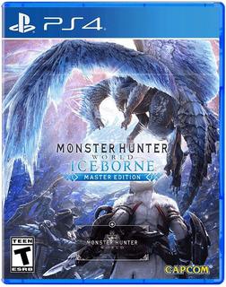 Monster Hunter World - Iceborne Master Edition / Ps4
