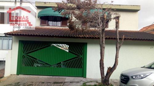 Sobrado Residencial À Venda, Parque São Domingos, São Paulo - So1669. - So1669