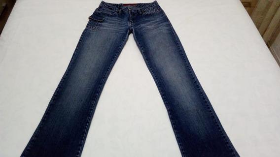 Calça Jeans Ellus Tamanho 36 Boca De Sino Otimo Estado