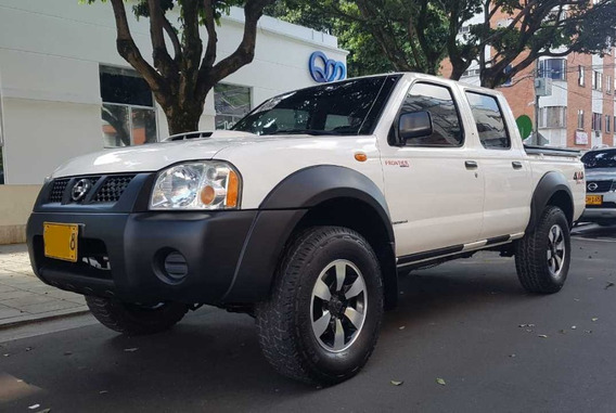Nissan Frontier Np300 4x4 2500cc Tdi Mt Aa Ab