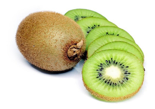 Kiwi Fruta 40 Sementes Para Mudas E Bonsai Trepadeira