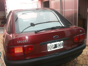 Ford Escort 2000 Con Gnc