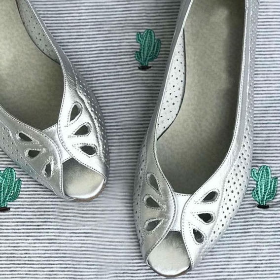 Zapato Mujer Mariposa Lynch #025