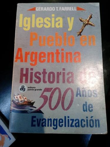 Iglesia Y Pueblo En Argentina