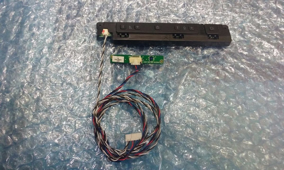 Teclado + Sensor Remoto Tvled Philips 42pfl4908g