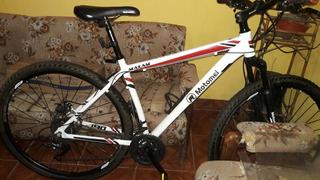 Vendo Bici De Mtb Motomel Maxam 190 Rod. 29