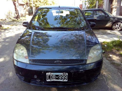 Ford Fiesta 1.4 Tdci Edge 2003