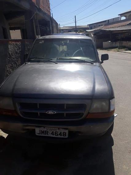 Ford Ranger 2.8 Xl Cab. Dupla 4x2 4p 2002