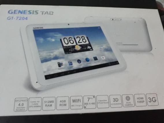 Genesis Tab Tablet Gt-7204 Não Liga (leia O Anúncio)