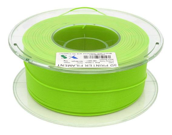 Yousu 3d Pla Filamento 1.75mm Alta Tenacidade Precisão