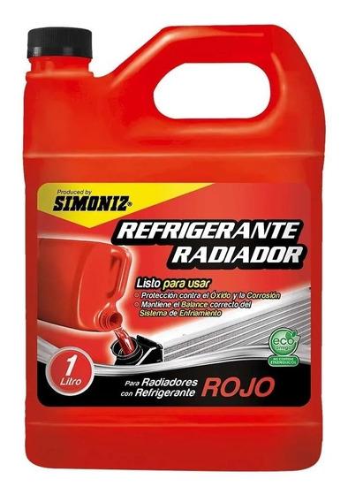 Simoniz Refrigerante Rojo Gl