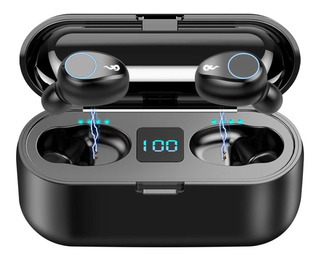 Auriculares Inalambricos F9 Tws Bluetooth 5.0 Ios Android