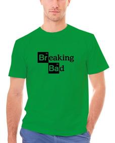 Camisa Camiseta Breaking Bad Feminino Masculino Infantil