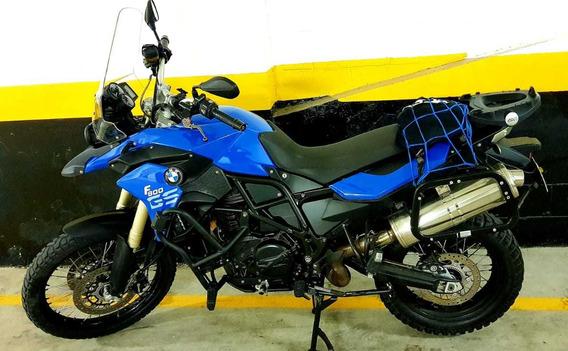 Bmw F800 Gs Azul