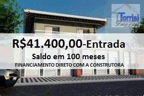 Sobrado De Condomínio Em Praia Grande, 02 Dormitórios, Maracanã, Ca0160 - Ca0160