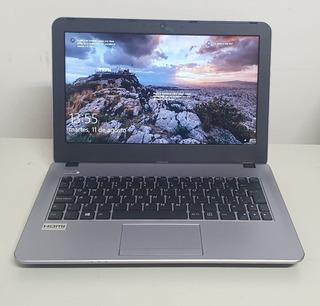 Notebook Bgh 11.6 N3350 4gb Ram Ssd 32gb