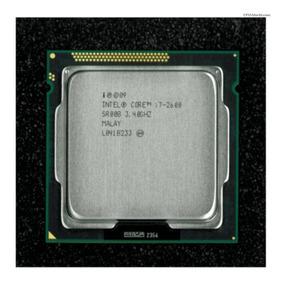 Processador Intel Core I7 2600 3.4ghz Sckt 1155 2º Geração