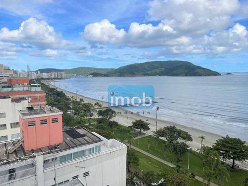 Imagem 1 de 13 de Apartamento Com 2 Dormitórios À Venda, 65 M² Por R$ 420.000,00 - Embaré - Santos/sp - Ap7992