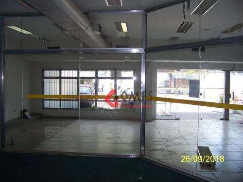 Imagem 1 de 6 de Salão À Venda, 420 M² Por R$ 4.500.000,00 - Planalto - São Bernardo Do Campo/sp - Sl0092