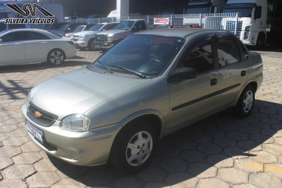 Corsa Sedan 1.0 Mpfi Classic Sedan Life 8v Flex 4p Manual