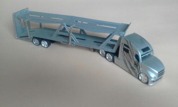 Caminhão Cegonha Maisto P/ Minis 1/64 £