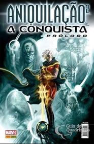 Aniquilação²: A Conquista - Prólogo