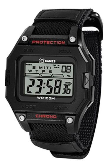 Relógio Xgames Xgppd137-bxpx - Preto
