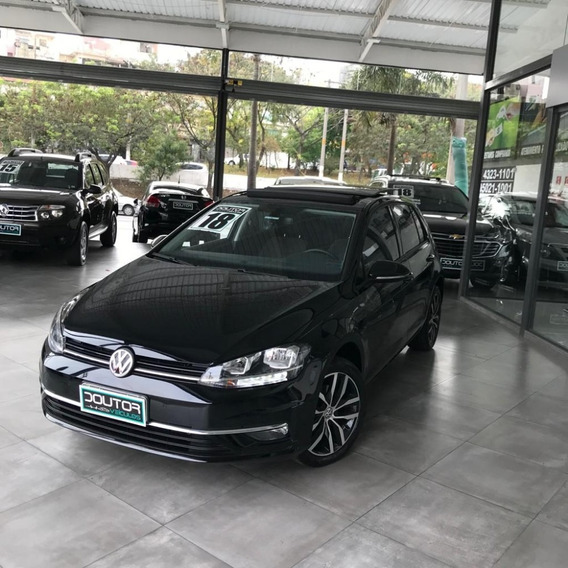 Vw Golf Comfortline 2018 1.0 200 Tsi Tiptronic / Golf 2018