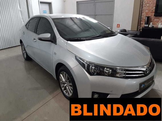 Toyota Corolla Altis Automático Flex Blindado