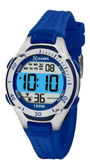 Relógio Masculino Digital X-games Xkppd015-bxdx