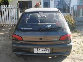 Peugeot 306 1.4 Nafta 2 Puertas