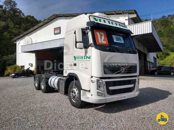 Volvo Fh 540 6x4t Globetrotter I-shift 2012/2012